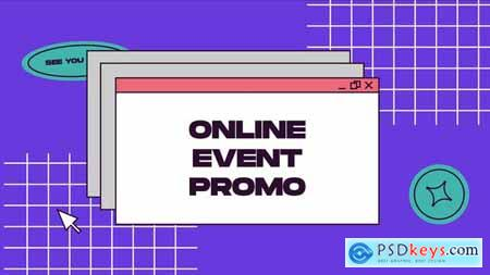 Online Event Promo 29932450