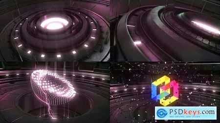 Techno Gaming Logo Reveal v2 29901486
