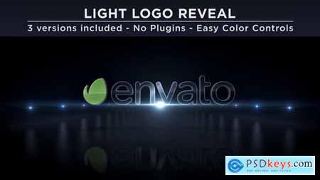 Light Logo Intro 16858409