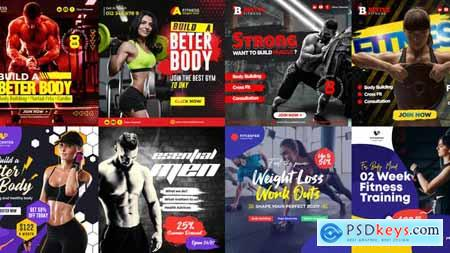Fitness Promo Instagram Post 29814509