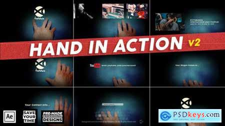 Hand in Action - Hand Animations 1871617