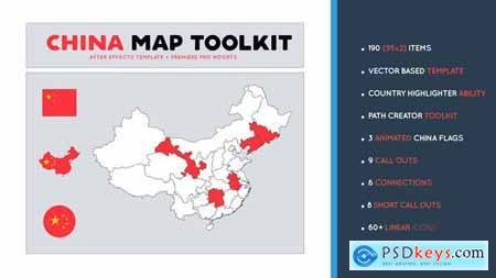 China Map Toolkit 29533633