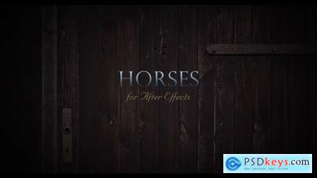 Creationeffects Horses