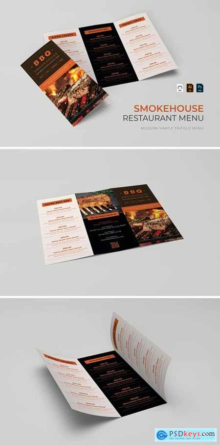 BBQ Smokeshouse - Restaurant Menu