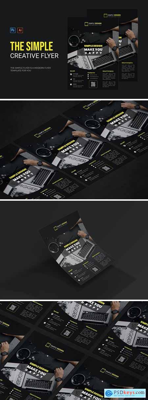 Simple Design - Flyer