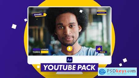 X-Youtube Pack - After Effects 29941645