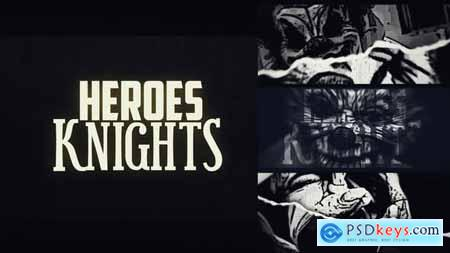 Heroes Knights Logo Intro 24805200