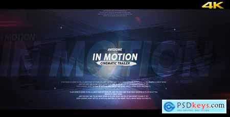 In Motion - Cinematic Trailer 19726748