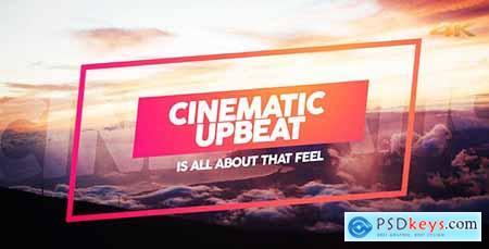 Cinematic Upbeat Slideshow 20647002