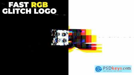 Fast Rgb Glitch Logo 29940546
