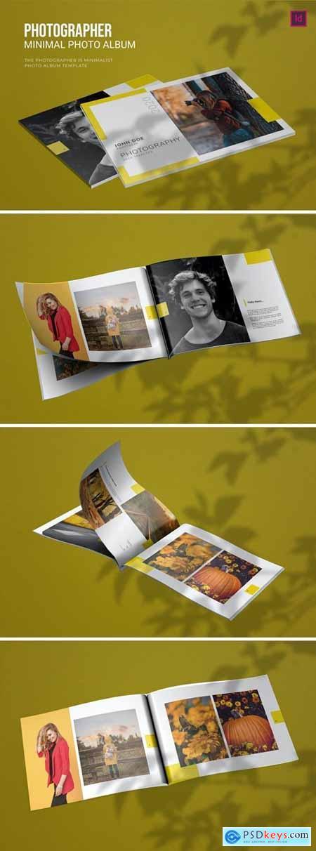 Photographer - Photo Album