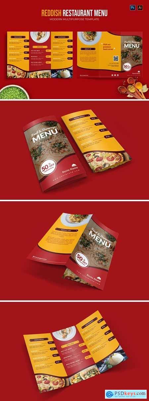 Reddish - Restaurant Menu