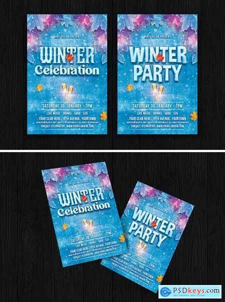 Winter Party - Winter Celebration