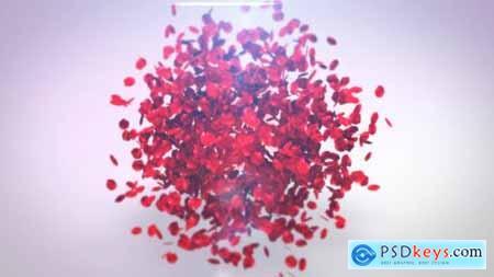 Playing Petals Logo Reveal 17466835