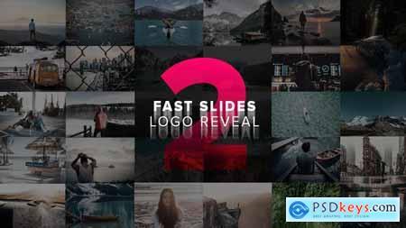 Fast Slides Logo Reveal 2 29782000