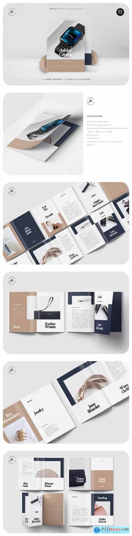 Ashley Product Design Catalog