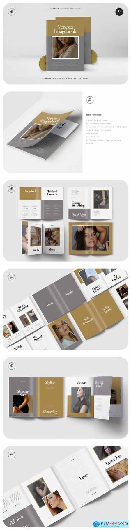 Venessa Editorial Imagebook