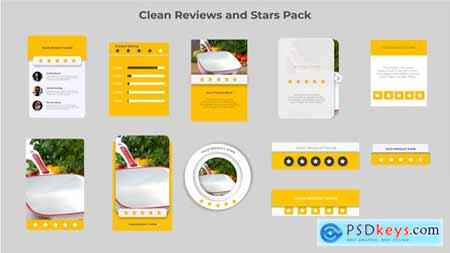 Clean Reviews And 5-Star Pack 29946848