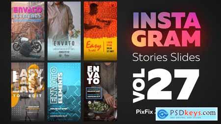 Instagram Stories Slides Vol. 27 29964968