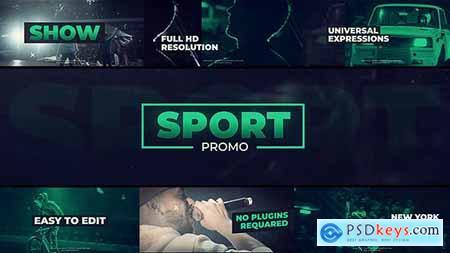 Sport Promo 21089449