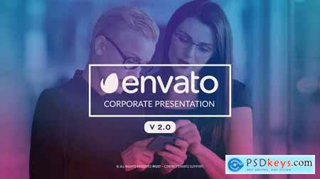 Clean Corporate Presentation 20337659