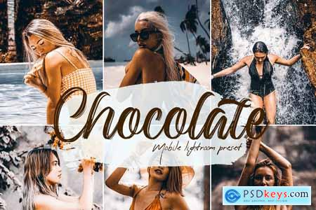 Chocolate Lightroom Presets 5636094