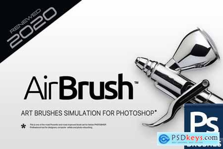 RM Airbrush PRO 4850708