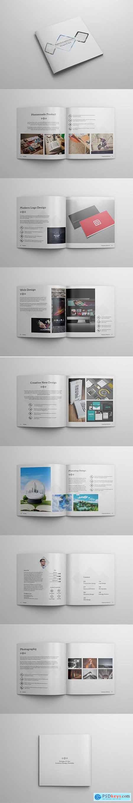 HQ - Brochure Portfolio