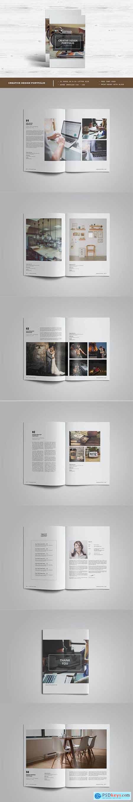 Creative Design Portfolio