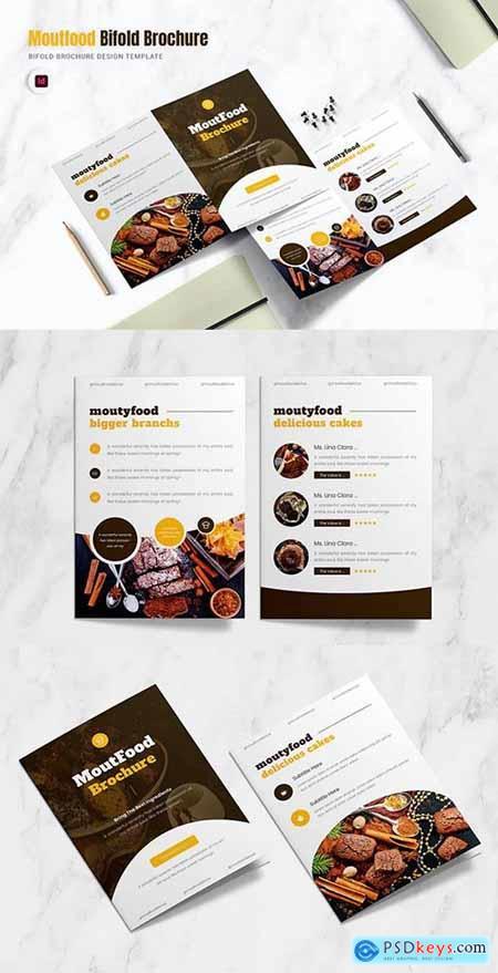 Moufood Bifold Brochure
