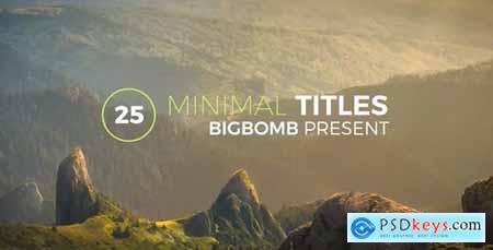 Minimal Titles 18705333