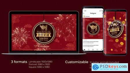Chinese New Year Intro 29965879