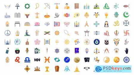 100 Religious Icons 29967265