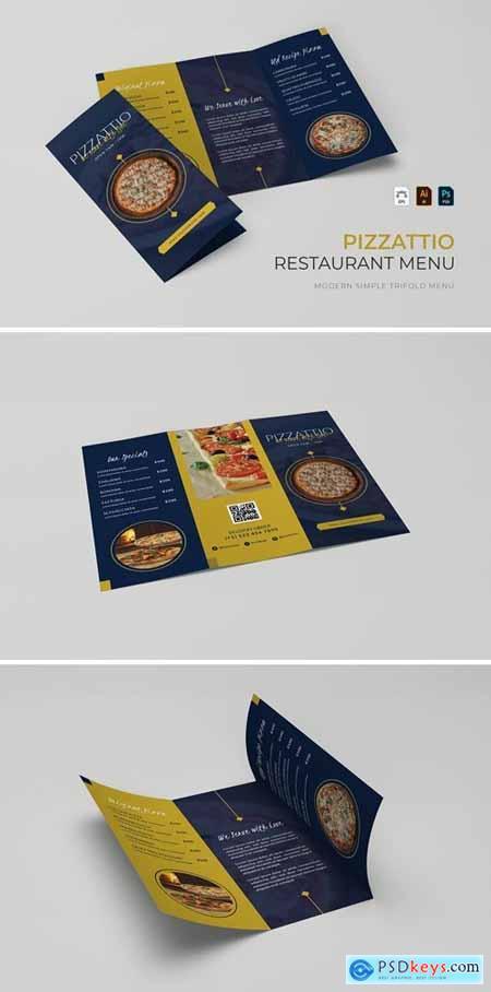 Pizzattio - Restaurant Menu