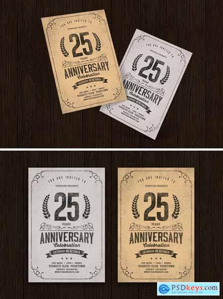 Vintage Anniversary Celebration