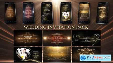 Wedding Invitation Pack 23825150