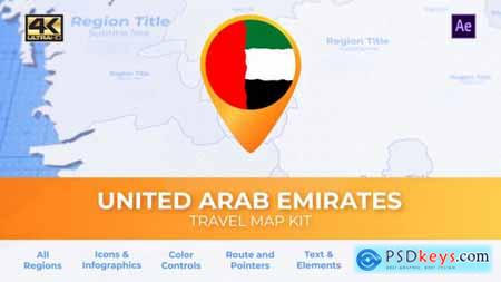 United Arab Emirates Map - Emirates UAE Travel Map 29973922