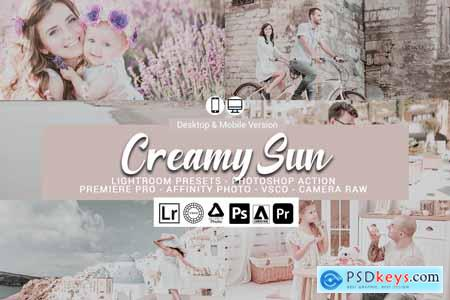 Creamy Sun Presets 5693577