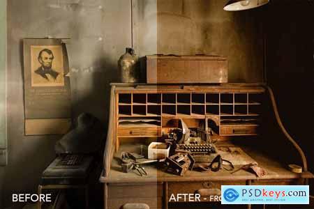 Vintage Film lightroom preset pack 5054439