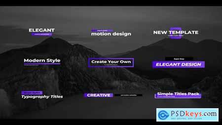 Simple Creative Titles 29742734