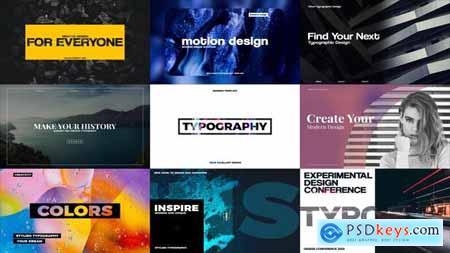 Stylish Typography 29090341