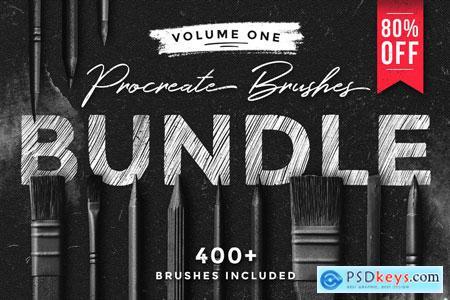 Procreate Brushes Bundle 5457035