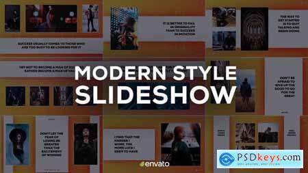 Modern Style Slideshow 23453297