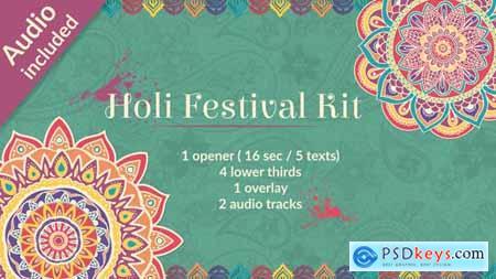 Holi Festival of Colors Kit 19483705