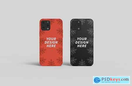 iPhone 12 Casing Mockup
