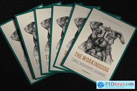 The Working Dog Flyer