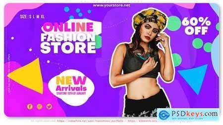 Online Fashion Store 29955984