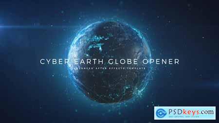 Cyber Earth Globe Opener 29647647