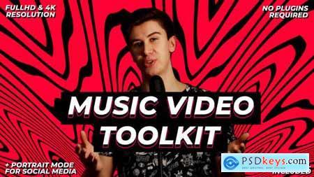 Music Video Toolkit 29710580