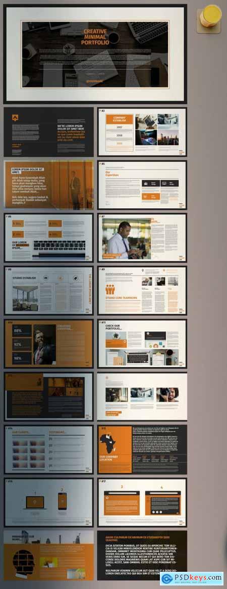 Company Portfolio Presentation 399853679